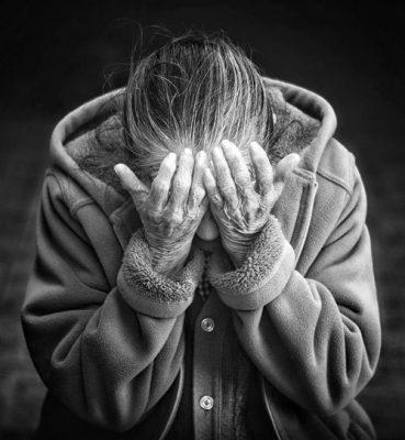 Старость, как результат обратки при неудачном привороте