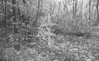 Приворот на кладбище - безымянная могила
