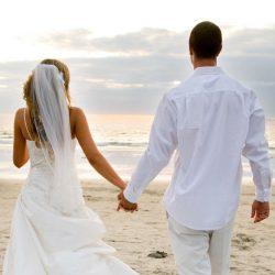Отношения и свадьба после снятия венца безбрачия