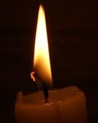 Огонь свечи